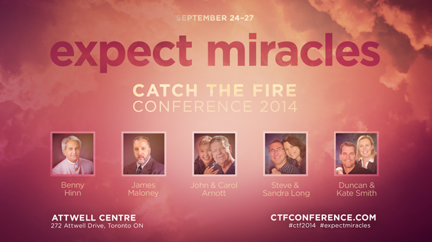 Catch The Fire Conference
